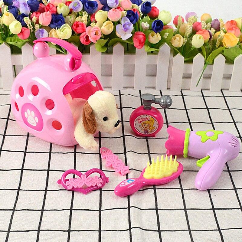 conjunto de brinquedos para cuidado com 05