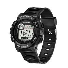 SYNOKE Multi-Function Sports Watch 30M Waterproof Unisex