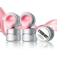 1pc Beautilux UV LED Hard Builder Gel Soak Off Nails Pink Camouflage UV Gel Polish Nail Art Decoration Extension Gel 50g