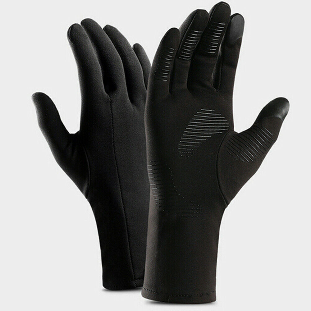 Men And Women Outdoor Winter Sports Running Gloves Ski Snowboard Touch Screen Windproof Gym Gloves Full Finger