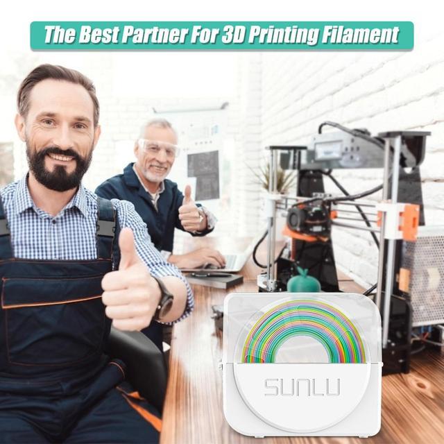 Eenotepad 3D Printing Filament Dry Box Dryer Filament For PLA PETG SILK  Filament Dry Measuring Filament Printing Accessories 6