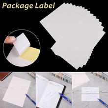 Address-Labels Sheets Sticky-Package Self-Adhesive School-Supplies Inkjet/Laser-Printer