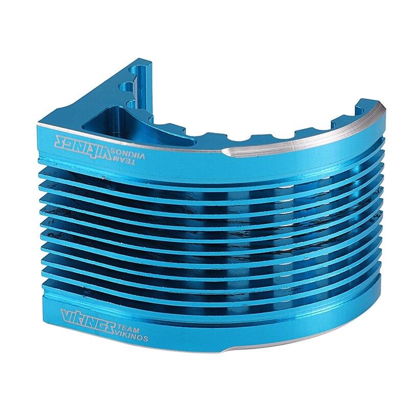 CNC Heat Sink Radiator Aluminum 42MM MOTOR For Castle 1515 4274 XERUN