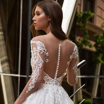 Robe de Mariée Elégante Bohème Romantique Claudia
