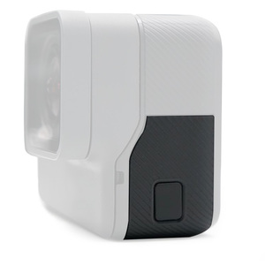 Image 1 - Dành Cho Gopro Hero 5 6 7 Đen Thay Thế Cửa Phụ USB C Micro Cổng HDMI Nắp Bảo Vệ Cho Gopro Hero6/5 HERO7 Camera Mặt Bao Da