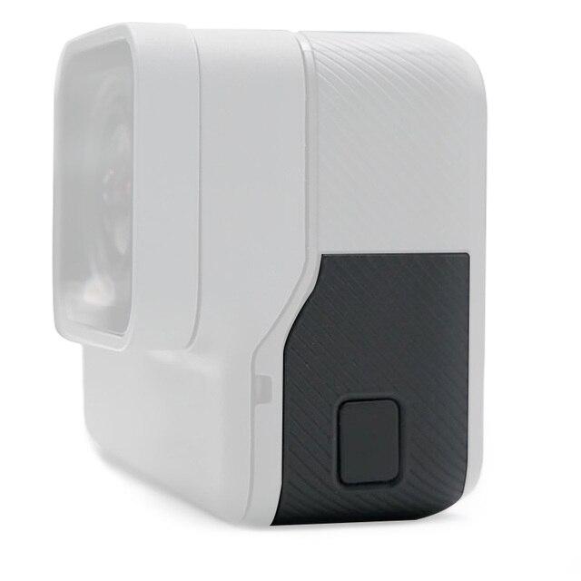 עבור GoPro Hero 5 6 7 שחור החלפת צד דלת USB C מיקרו HDMI יציאות מגן כובע לgopro Hero6/5 HERO7 מצלמה צד כיסוי
