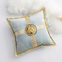 Explosion Europe And America Creative Censer Seat Pillow Fragrance Stuffed Middle East Luxury Home Decoration Pill