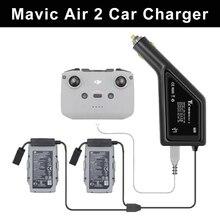 Car-Charger Drone-Accessories Lipo-Battery-Charging-Hub Mavic 2-Camera Air-2 Battery-Controller