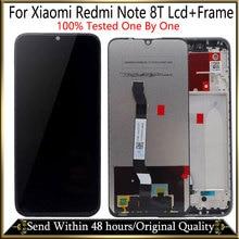 100% Nieuwe Originele + Frame Voor Xiaomi Redmi Note 8T Lcd Display Screen Digitizer Vervanging Voor Xiaomi Redmi Note 8T Display