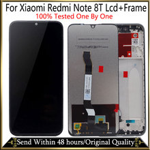 100% ใหม่Original + กรอบสำหรับXiaomi Redmiหมายเหตุ 8TจอแสดงผลLCD DigitizerสำหรับXiaomi Redmiหมายเหตุ 8Tจอแสดงผล