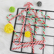 Navidad-Accessories Cane Hanging-Decorations Christmas-Candy Outdoor Acrylic New-Year