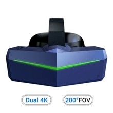 In Voorraad 110Hz Nieuwe Pimax Vision 8K Plus Vr 8K + Headset Virtual Reality Hoge Resolutie Headset met Comfort Kit(China)