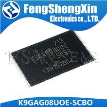 K9GAG08U0E K9GAG08UOE SCBO K9GAG08U0E SCB0 TSOP 48 2GB 플래시 칩 빈 칩