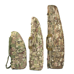72/100/120cm Airsoft Sniper Gun bag Carry Rifle Tactical Gun Bag plecak Sandbag Carbine strzelanie torby akcesoria myśliwskie