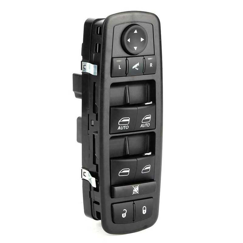 Mobil Depan Kiri Master Power Window Control Switch Sisi Pengemudi untuk Dodge Grand Caravan Chrysler 04602534AG