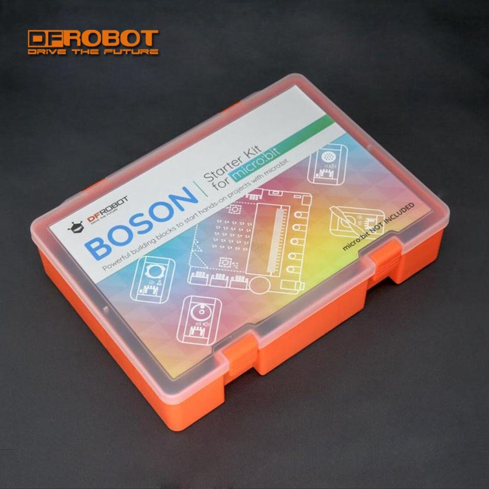 DFRobot BBC micro bit Boson Starter Kit for kids beginners coding programming DIY digital game interactive