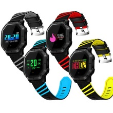 цена на K5 Smart Watch IP68 Waterproof Swimming Color Screen Passometer Sport Modes Watch Heart Rate Monitor Blood Oxygen Man Smartwatch