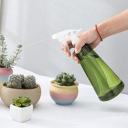 Mini konewka podlewanie kwiatów kryty homenusehold dezynfekcja spray czyszczący butelka podlewanie naciśnij ogrodnictwo konewka