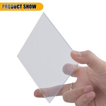 50x50x1.1mm  50pcs Lab Transparent Conductive Indium Tin Oxide ITO Glass