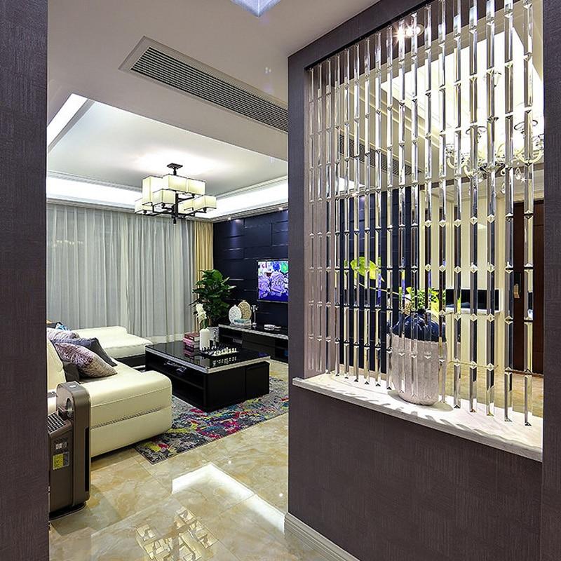 Cristal rideau de luxe mariage toile de fond décoration fournitures chaîne porte rideau fenêtre chambre diviseur décoration de la maison cortinas