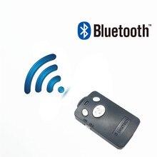 Obturador remoto selfie obturador bluetooth controle remoto vara monopod botão auto temporizador para yunteng 1288 para iphone 6 7 8 samsung