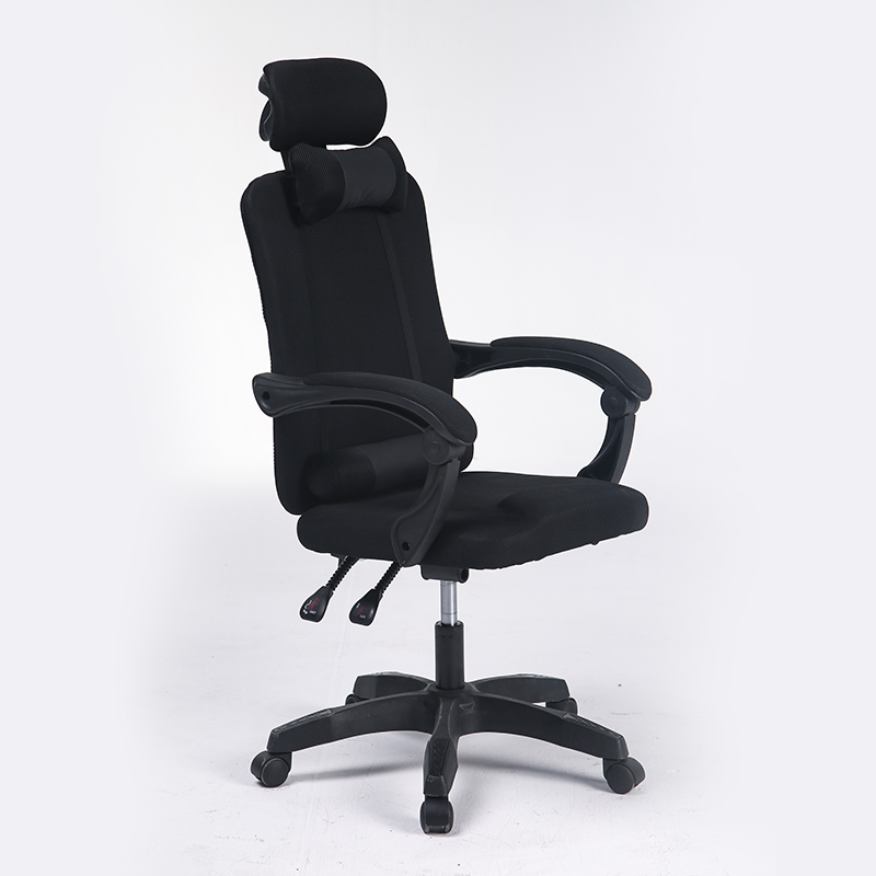 Reclining Office Computer Chair Home Dormitory Student Swivel Chair Staff Lunch Break Chair Meeting Business Net Chair Bow Seat