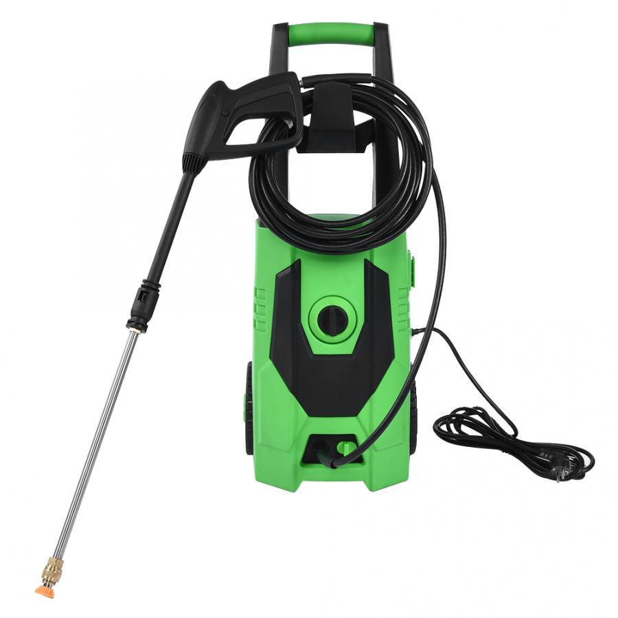 1800W 2100PSI 1.45 GPM High Pressure Electric Washer Machine With Nozzle Gun Spray(EU Plug 220V) Electric Pressure Washer