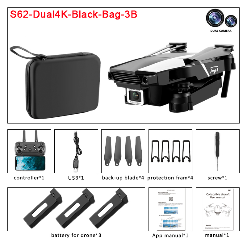 Dual4K-Black-Bag-3B