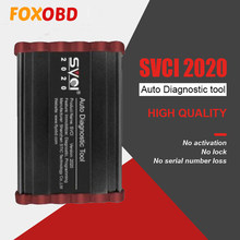 Latest Auto Diagnostic Tool SVCI2020 FVDI 2020 Full Version ABRITES Scanner with AVDI Software Functions Of VVDI2 For VW for bmw(China)