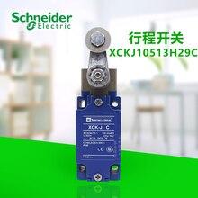 цена на Optimized toggle micro-travel limit switch XCKJ10513H29C 2P, 1NC 1NO momentary spring return roller rocker