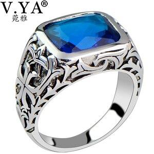 V.YA Pure 925 Sterling Silver