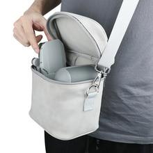 Borsa da viaggio portatile borsa a tracolla per DJI Mini 2 Dron e custodia per telecomando per accessori Mavic Mini 2