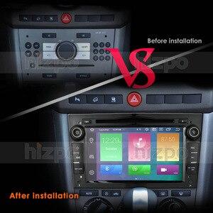 Image 4 - IPS DSP Autoradio 2Din voiture DVD GPS Navigation pour Opel Astra H G J Antara vectra c b Vivaro astra H corsa c d zafira b Android10