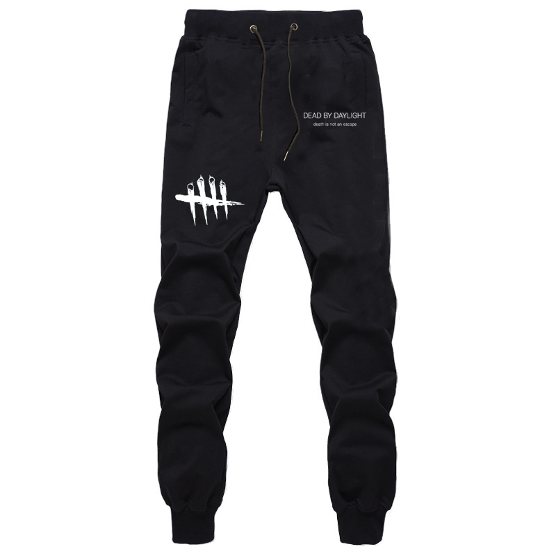 New Fashion Dead By Daylight Xbox One Print Game Casual Pants Men Women's Cotton Pants Jogger Casual Trousers Harem Pants