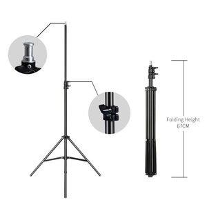Image 1 - Профессиональный студийный Регулируемый софтбокс для вспышки непрерысветильник штатив 2 м/6,5 футов