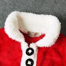 4PCS Newborn Infant Baby Santa Christmas Tops+Pants+Hat+Socks Outfit Set Costume Xmas