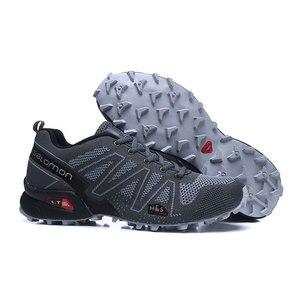 Salomon SPEED CROSS 3 .5 flyknit обувь Прогулочные кроссовки спортивная обувь для улицы мужские атлетические кроссовки для бега eur 40-46