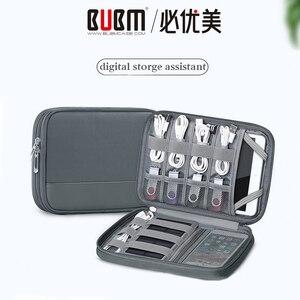 BUBM Digital Gadget Bag,Hard D