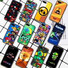 Leon Crow S-Stars Game Phone Case For HUAWEI Honor 6A 7A 8 8A 8S 8x 9 9x 9A 9C 10 10i 20 Lite Pro black Waterproof Luxury Prime