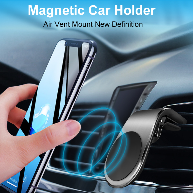Magnetic Car Smartphone Holder Mobile Phone Cradle Car Auto Interior Parts For G30 Bmw Accessories