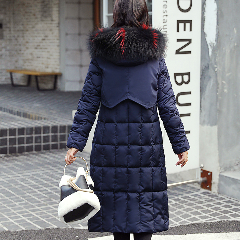 Fur Large Print Warm 6