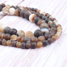 Coffee Agate Natural?Stone?Beads?For?Jewelry?Making?Diy?Bracelet?Necklace?6/8/10/12?mm?Wholesale?Strand