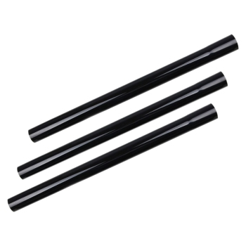 3Pcs Vacuum Cleaner Extension Wands, Vacuum Cleaner Accessories, 32mm Inner Diameter Vacuum Hose Plastic Wand Pipe