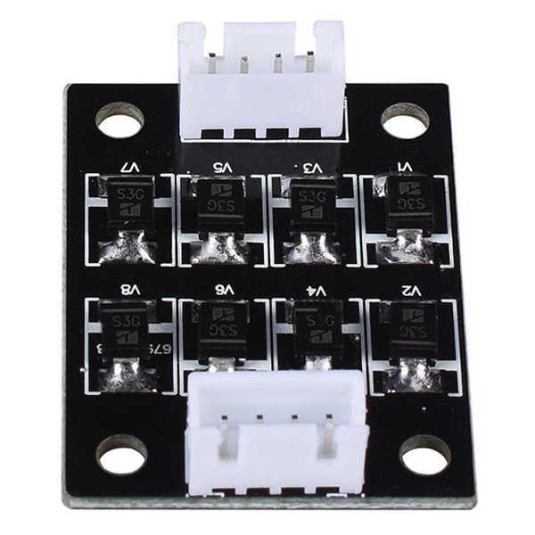 4 sztuk TL-gładsza V1.0 moduł dodatkowy do 3D sterowników silników krokowych drukarki akcesoria
