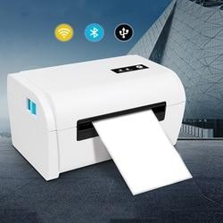 Termiczna drukarka etykiet kodów kreskowych 4 Cal 100mm z Amazon Ebay Etsy Shopify 4X6 etykieta transportowa drukarki