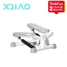Top marka Xqiao Stepper bieżnia krok trening Fitness sprzęt z elastyczną liną wielofunkcyjne bieżnie maszyny w domu