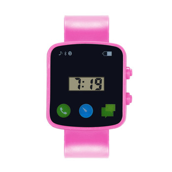 Children Girls Analog Digital Watch Sport Led Electronic Waterproof Wrist Watch New 2020 Children's Cartoon Simple Watches#P2 image