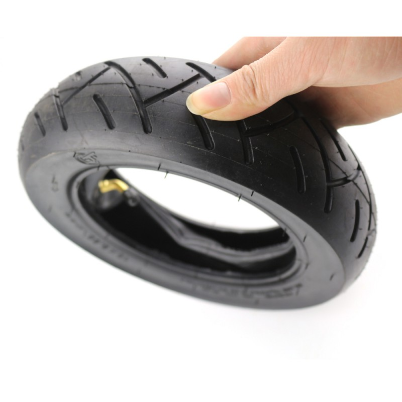 High-quality Durable 10 Inches Electric Scooter 10*2.5 Pneumatic Inner Tube/Cover Tyre For Electric Scooter Balance Bicycle