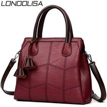 Bayan el çantaları yumuşak deri lüks çanta kadın çanta tasarımcısı çapraz postacı çantası kadınlar için 2019 bolsos de mujer