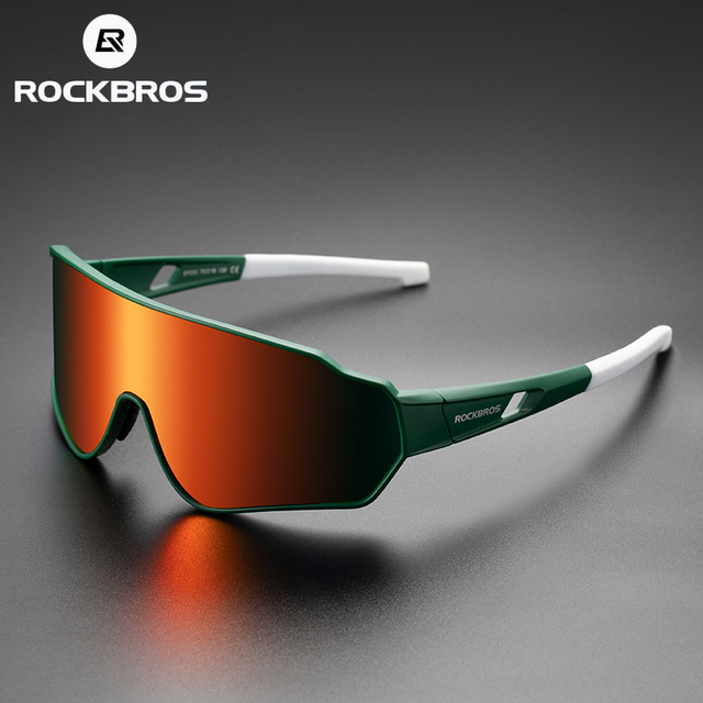 ROCKBROS Polarizada Photochromic Óculos Ciclismo Bicicleta Outdoor Sports Óculos de Bicicleta óculos de Sol Óculos Óculos Óculos de Miopia Quadro 4